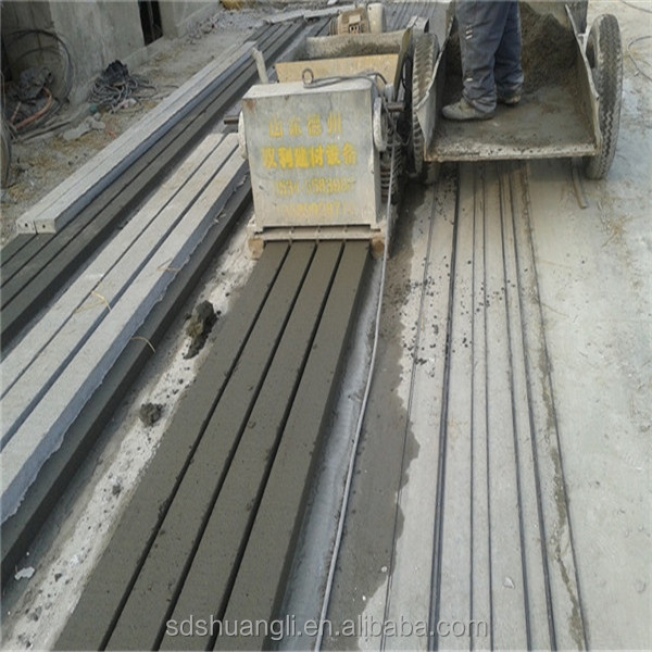 Building Material Machinery Prestressed Concrete Fence
