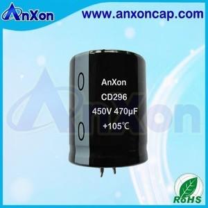 35x50 mm 1 Pieces Electrolytic Capacitor 470 UF MF 450 V 105 ° 470uf450v