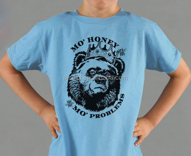 Bulk wholesale kids boys printing t shirts 100 cotton for Bulk quality t shirts