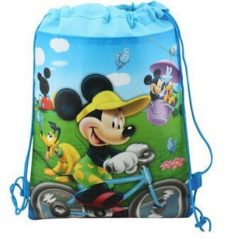 8e9557102f2 CM462 2015 new kids Mickey Minnie mouse backpack children s school bag new  cartoon backpacks bag