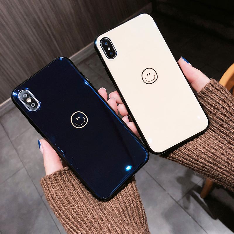 8ed076f3443 Qwd nueva moda elegante lujo teléfono cubre para Apple iPhone x iPhone 10