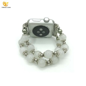 2018 Saving 38mm ODM jade bracelet for apple band 42mm watch strap