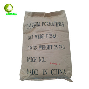 stable quality cas 544-17-2 factory 98 feed additives calcium formate