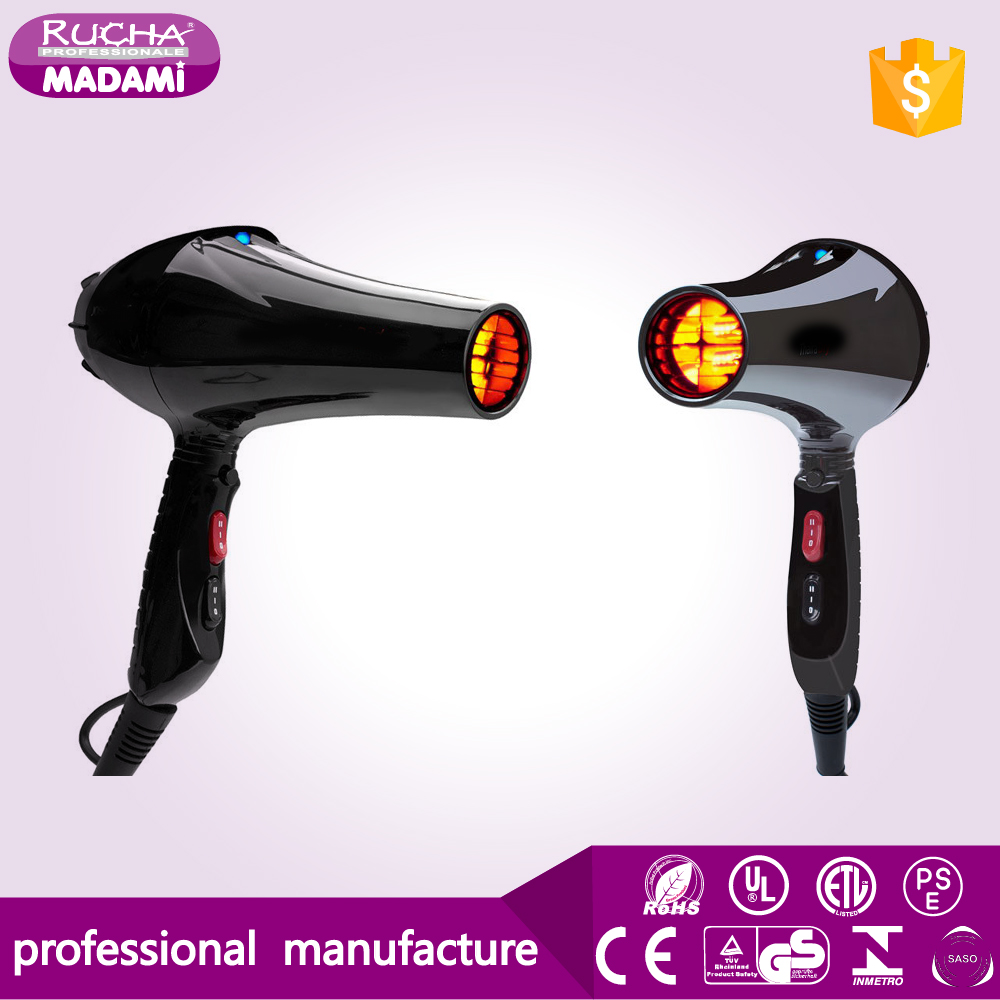Newest style 1800W Professional ionic infrared hair dryers