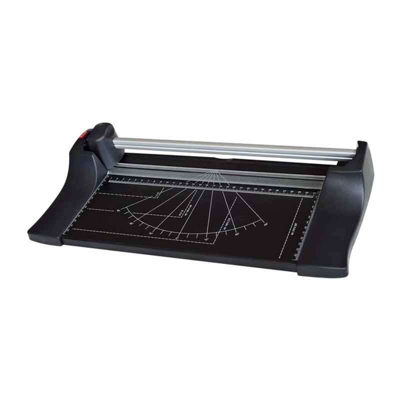 A4 Precision Rotary Paper Cutter Chrome Trimmer Guillotine Paper FOR Arts Craft.