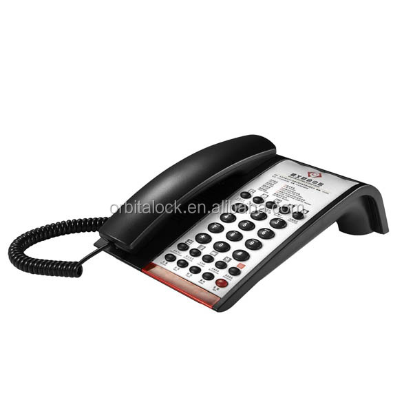 Orbita 2017 Corded Hotel Guest Room Phone With Highest Quality