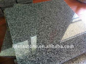 G654 Dark Grey Granite Stone Floor Tiles