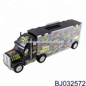Dinosaure Des Géant Jouet Voiture Buy Camion jouet Et Dinosaure De Transport Voitures Avec Dinosaures W9ED2YHI