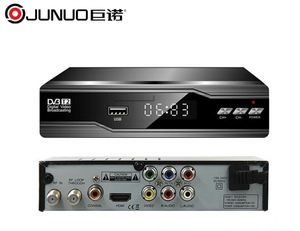 2017 Junuo echolink pvr hd DVB-T2 for italy