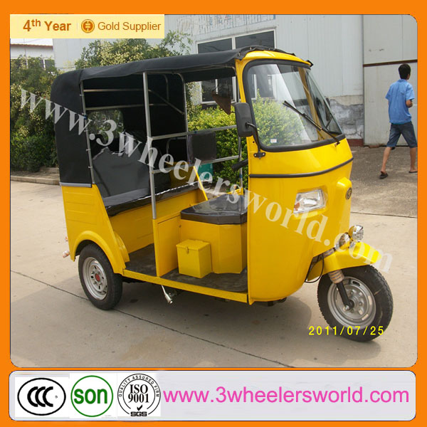 alibaba supplier bajaj rickshaw /tok tok car for sale