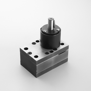 Small Spinning Gear Pump for Polyethylene Extruder