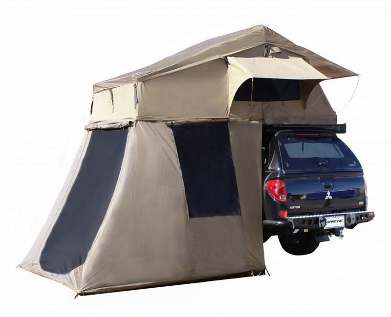 Waterproof Sunshade Folding Roof Top Pop Up Car Camping