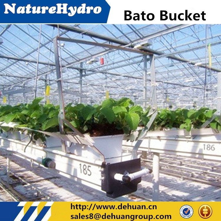 Substrate troughs for gutter growing systems
