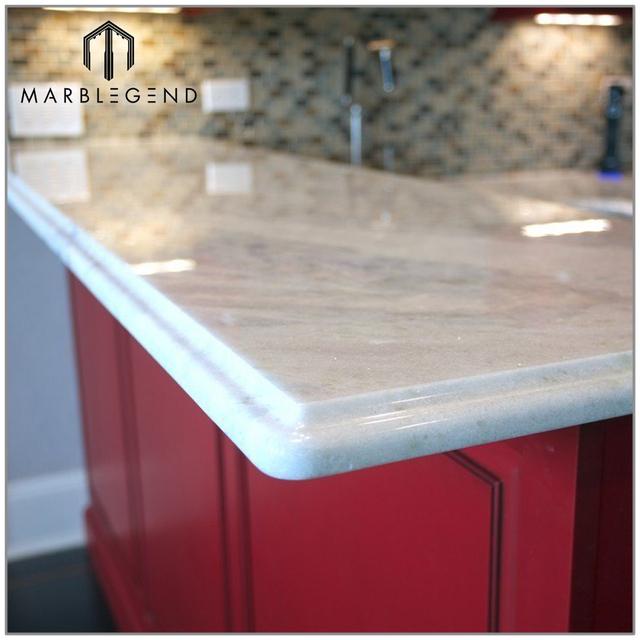 Factory Direct Sale Precut Blue Marmo Onyx Marble Kitchen Countertop