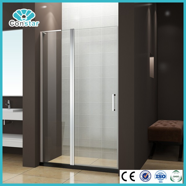 Polish Glass Bath Shower Door Sliding Corner Shower Cabin Enclosures