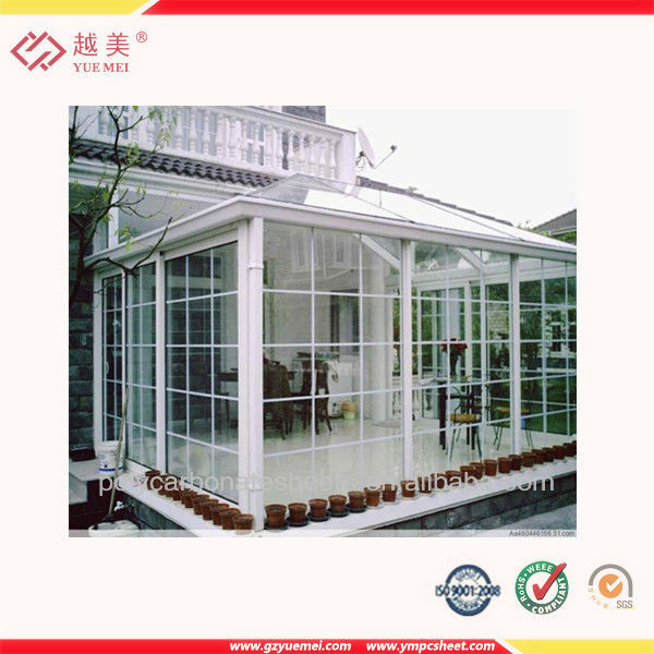 Latest polycarbonate greenhouse manufacturers Suppliers for office buildings-3
