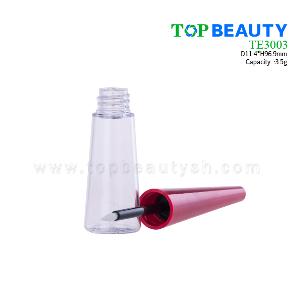 TE3003- Wholesale Empty Plastic Liquid Eyeliner Tube