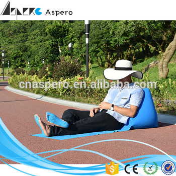 Wholesale beach items waterproof lazy bag sofa patent 3 Seasons Beach Air Lounger home furniture lazy boy sofa bed