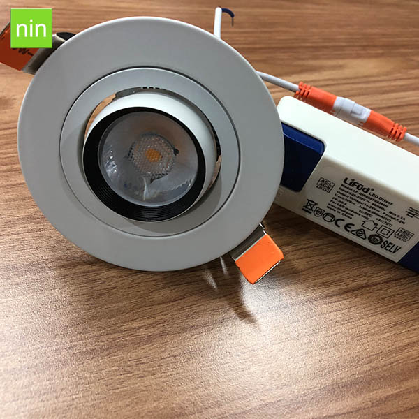 HOT!Best selling LED Downlight dimmable 5w cob led downlight,led downlight
