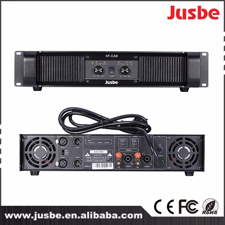 Jusbe 2016 Xl Ca9 Harga Power Mixer Amplifier Ahuja