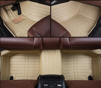 High Quality 5D Leather Material Car Carpet for Specific Car with Best Price