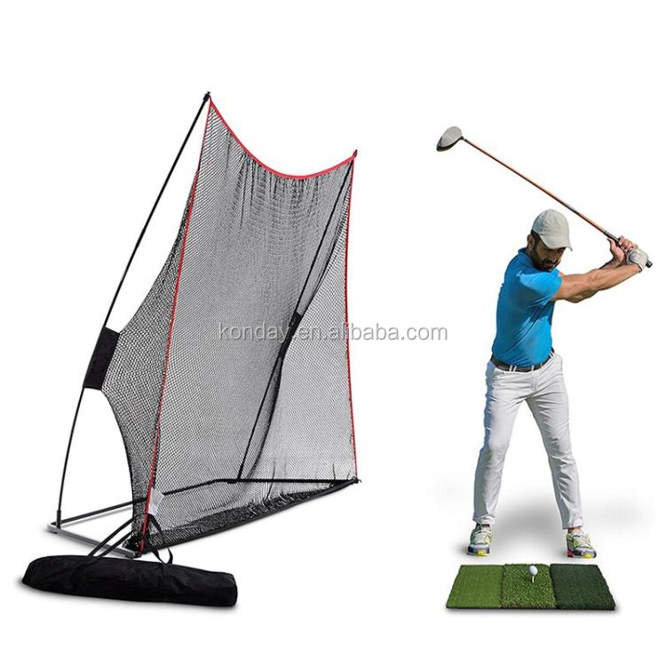 Backyard Sports Portable Driving Range Golf Practice Net