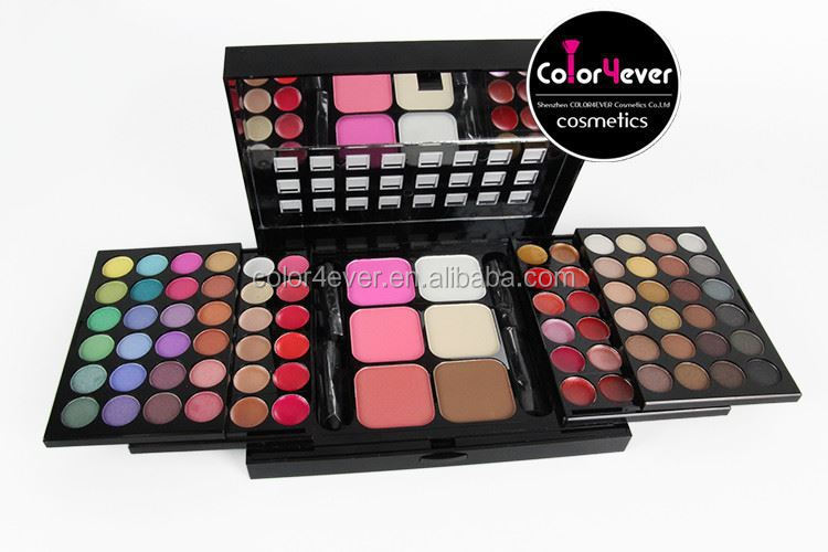 Top Quality Brand Name Waterproof Professional Makeup Kit In Alibaba China Europe All Product