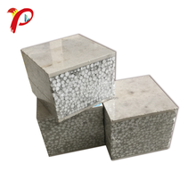 Energy Saving Fireproof Houses Sound Insulated Eps Cement Sandwich Panel