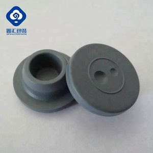 28mm butyl rubber closure for infusion bottle