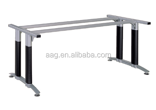 office square metal desk framestainless steel table frame