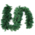 Christmas Garland Decorations Outdoor Indoor Artificial Pine Wreath Xmas Decorations for Wall Door Stairs
