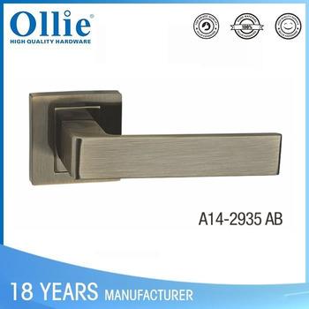 Reproduction Bakelite Door Art Deco Pull Handles