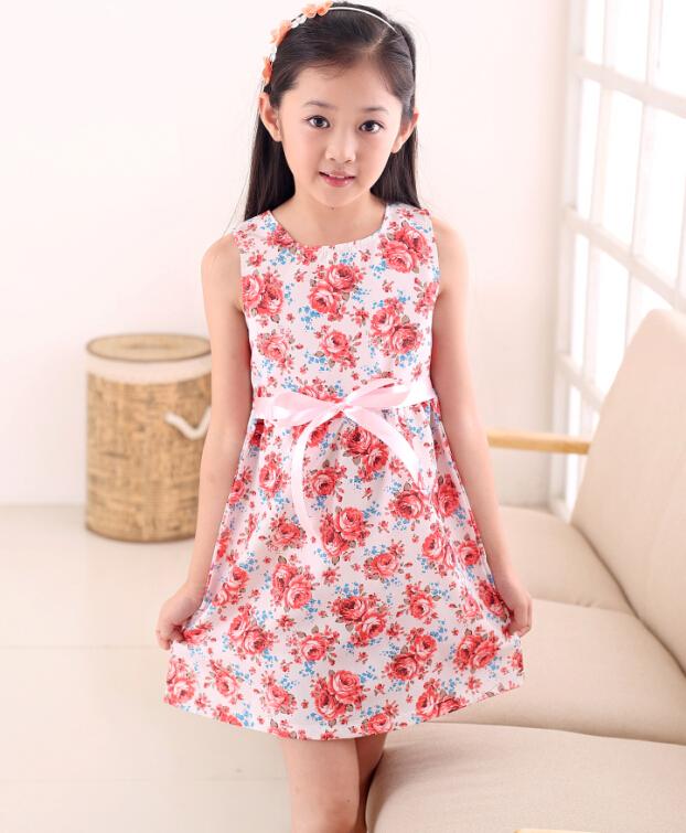 de540e22d3b8f Detail Feedback Questions about Summer dress Kids White Red Bow ...