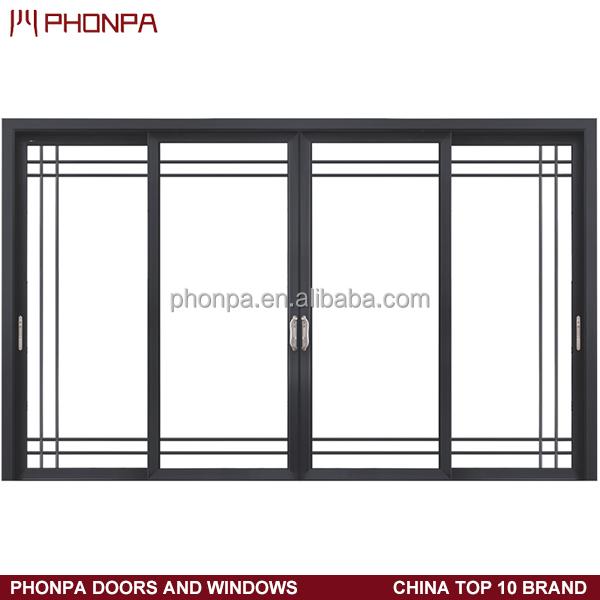 Exterior Sliding Doors With Glass Soundproof Sliding Doors