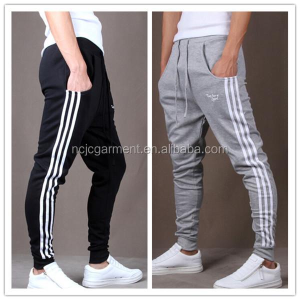 cbf6d5d4f Al aire libre de carga pantalones sueltos hombres sweat harem Deporte  Pantalones slim fit hip hop