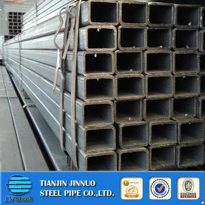 square pvc drain pipe 40*40 square steel pipe hot rolled coil steel