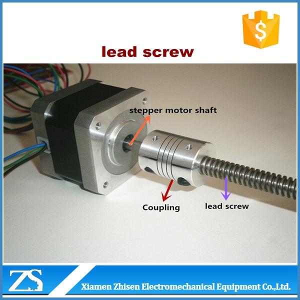 Threaded Rod Lead Screw Servo Motor 12mm Buy Stepper