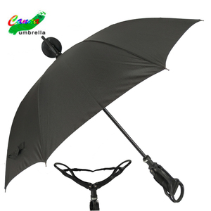 adult stroller black golf stick seat umbrella