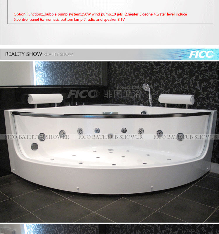 Fc-253 Ozone Therapy Spa Bath - Buy Ozone Therapy Spa Bath,Ozone ...