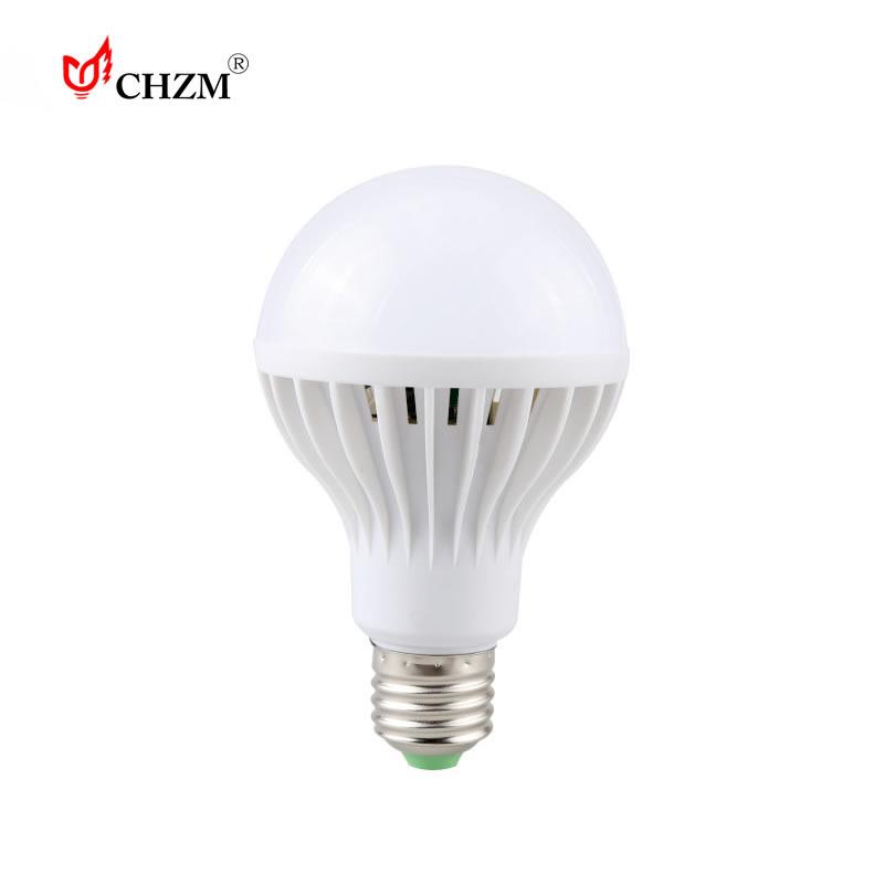 Led Bulbs & Tubes E27 7w Led Plastic Coated Aluminum Bulb Energy Saving Ac85-265v Lampada Led Bombillas Table Lamp Warm/white Light Factory Direct Selling Price