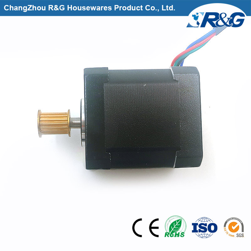 High quality machine grade 57mm planetary gearbox stepper motor planet geared stepping nema 23
