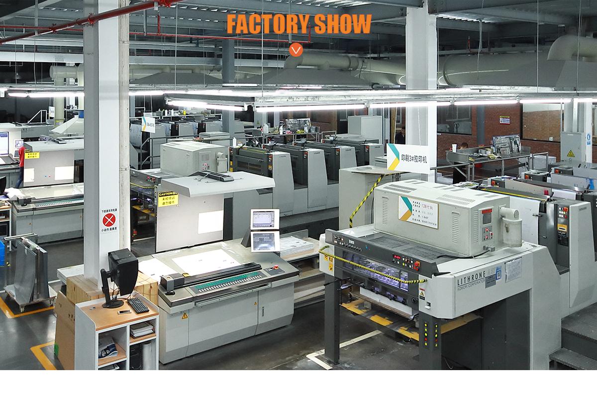 Shanghai Qinqin Printing Company Ltd Book Printing Printing Service