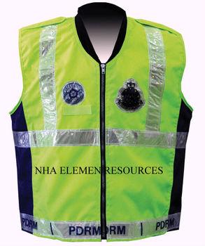 Malaysia Police Reflective Vest