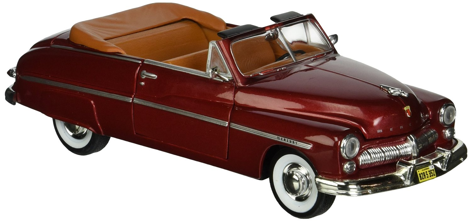 Cheap 1954 Mercury Monterey Convertible For Sale Find Wiring Diagram Get Quotations Hawk Washington Mint 1949 Assembled Red