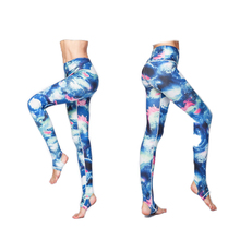 Yoga leggings with custom logo custom supplex yoga leggings for women Lady's sport yoga pants