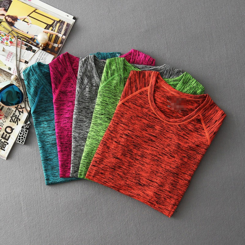 Ecoach Fitness Apparel Sports Fitness T Shirt Gym Clothing