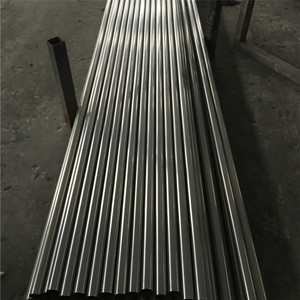 ISO certification 410 stainless steel pipe for exhausting