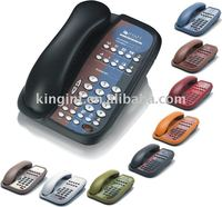 with 10 servie buttons hotel cordless phone