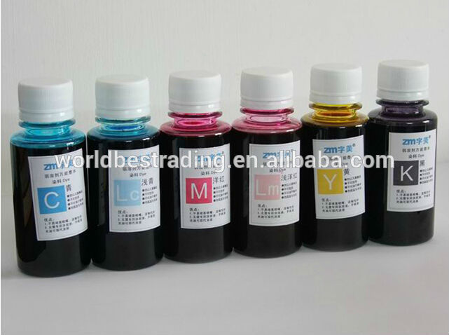 Factory Supply Best Quality Best Price-New Arrivals Eco Solvent Dye Ink For Flatbed Printer Suit for EPSON R230 R290 1390 1900 2