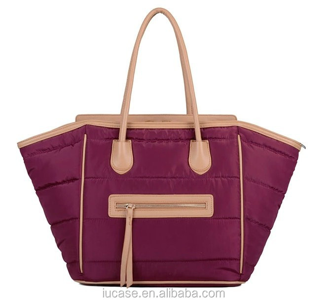fashion tote bags angola nylon bag for ladies